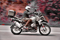 BMW r1200 GS Motorrad von ivica-troskot