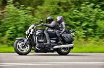 Triumph Rocket 3 Motorrad on Speed von ivica-troskot