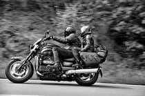Triumph Rocket 3 Motorrad on Speed by ivica-troskot