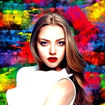 Amanda Seyfried - Celebrity by mosaicart