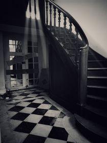 Old Stairs  von Susanne  Mauz