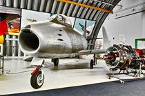 F-86 Sabre Jagdflugzeug von ivica-troskot