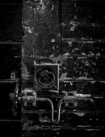 Stable Door Latch by James Aiken
