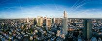 Frankfurt von Oben by rogerrawfun