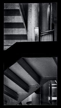 Escher Stairs by James Aiken