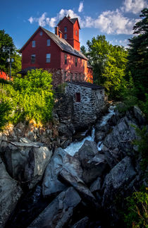 The Old Red Mill by James Aiken