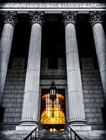 Justice is the Firmest Pillar by James Aiken