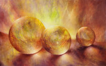 Golden light von Annette Schmucker