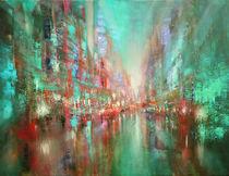 Die Stadt by Annette Schmucker