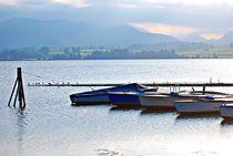 die Ruhe am See... 5 von loewenherz-artwork