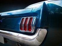 US Autoklassiker Mustang I 1966 von Beate Gube