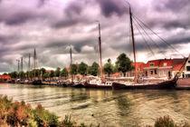 Hafen von Medemblik von garrulus-glandarius