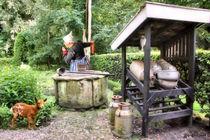 Das durstige Milchmädchen 4 von garrulus-glandarius