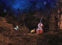 Meister Lampes Streichkonzert von garrulus-glandarius