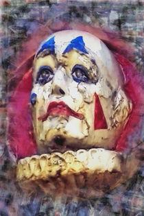 Der nachdenkliche Clown by garrulus-glandarius