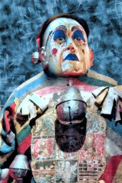 Der-skeptische-clown