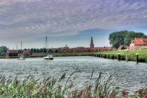 Hafen von Enkhuizen  von garrulus-glandarius