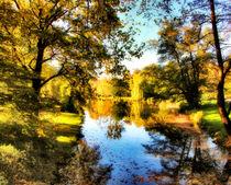 Herbst im Georgengarten von garrulus-glandarius