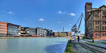 Alter Flechtheimspeicher am Münsteraner Hafen by Münster Foto
