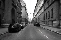 Budapest Streets von Daria Mladenovic