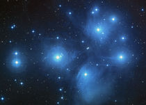 The Pleiades by summit-photos