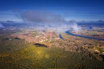 Luftbild Bleckede II von photoart-hartmann