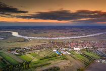 Luftbild Bleckede by photoart-hartmann
