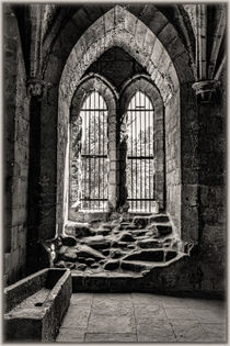The Chapter House Window von Colin Metcalf
