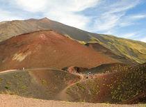 Ätna Vulkan von fotolos