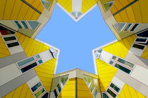 Kubushäuser Rotterdam von Patrick Lohmüller