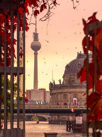 Berlin im Herbst 2 by Franziska Mohr