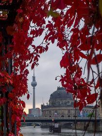Berlin im Herbst by Franziska Mohr