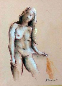Weiblicher Akt by philomena