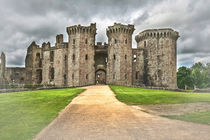 Gateway To The Castle by Ian Lewis