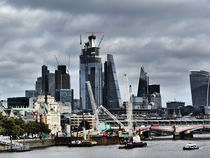 The pinnacle - London by Caro Rhombus van Ruit
