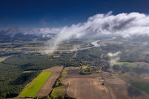 Luftbild Alt Garge von photoart-hartmann