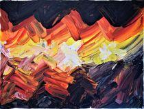 Feuerbrunst von ben-painting-artist
