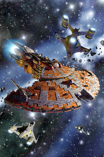 Battle Cruiser von Luca Oleastri