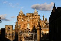 Holyrood Palace von Christine Bässler
