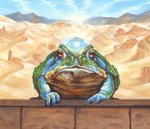 Desert Toad von Rebecca Magar