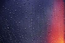 Regentropfenfantasie  von Ingrid Bienias