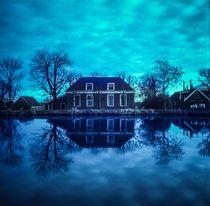 Blue Dusk von David Halperin
