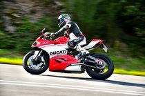 Motorrad Ducati Panigale on Speed  von ivica-troskot