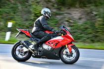 BMW Motorrad S 1000  on speed von ivica-troskot