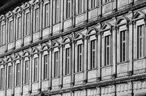 Bamberg: schwarz-weiß - Neue Residenz von wandernd-photography