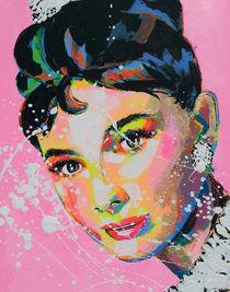 Audrey Hepburn von MARIE-ARMELLE BOREL