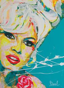 Brigitte Bardot by MARIE-ARMELLE BOREL