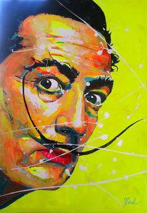 Salvador Dali by MARIE-ARMELLE BOREL