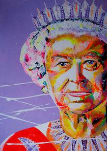 Reine Elisabeth II von MARIE-ARMELLE BOREL