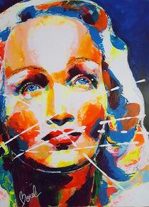 Marlene Dietrich von MARIE-ARMELLE BOREL